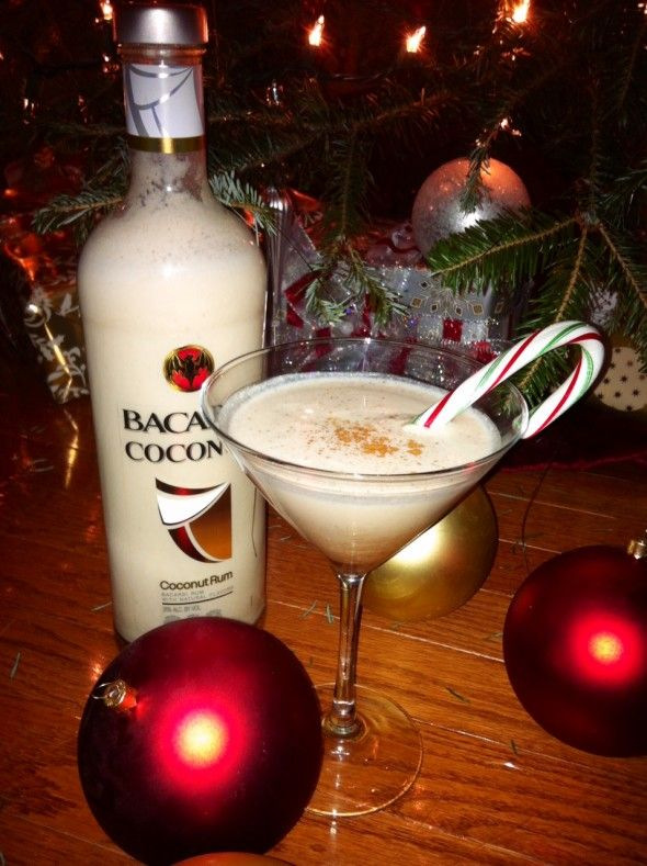 Coquito recipe The DC Ladies - contributed by a friend - Narima Singh