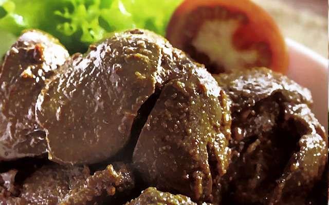 Semur Hati Ayam Rasa Pedas Resep Resep Masakan Indonesia Ayam Resep