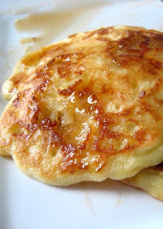 Coconut Macaroon Pancakes