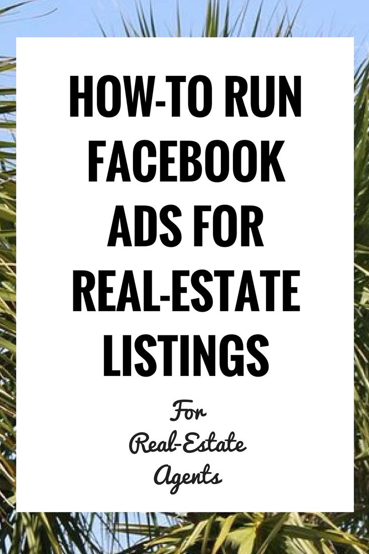 Few realtors fully utilize a real-estate listing to generate buyer leads. The name of the game is listings and having a listing can allow you to generate buyer leads with all types of social media platforms. Think of it like this: Real-estate listing = The product Facebook = The store People that engage with your …