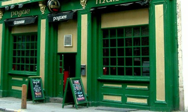 Pogue Mahones, Seel Street, Liverpool