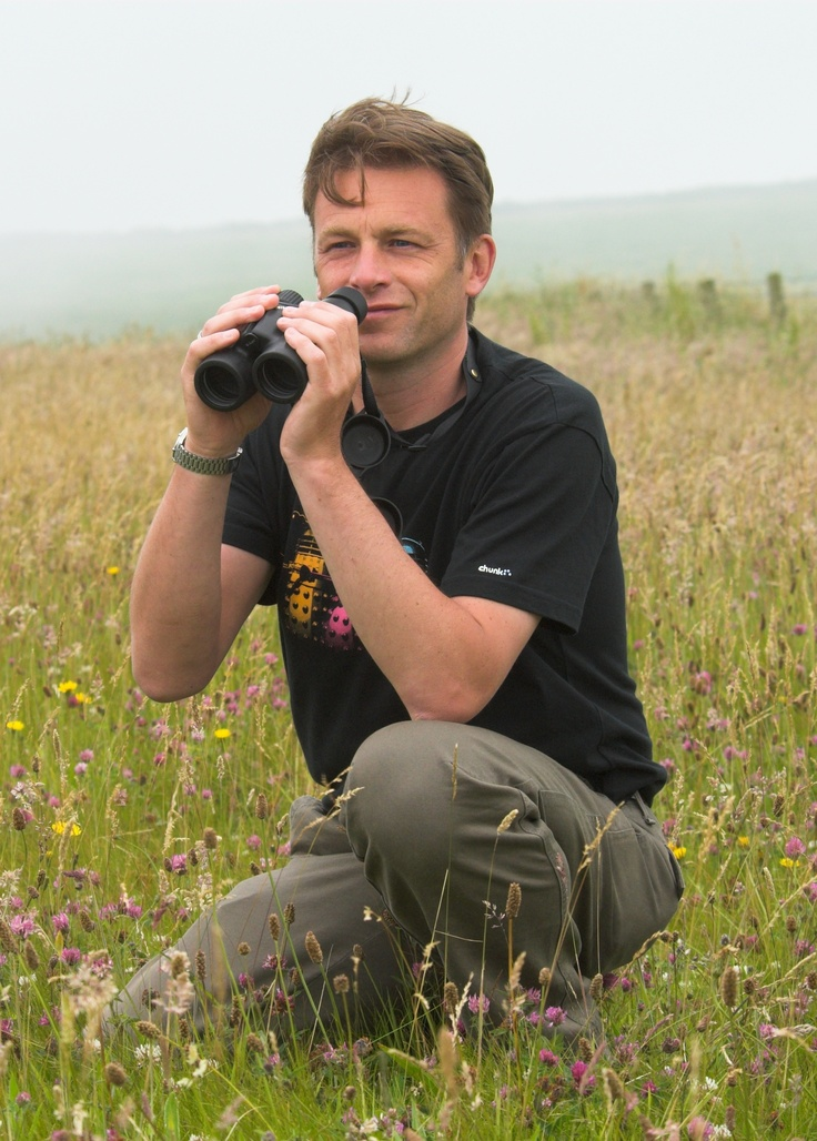 BBC Springwatch's Chris Packham has come to Enfield to share some of his 'totally wild' photographs he recently took!