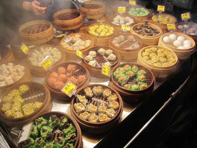 Dim Sum in Taipei, Taiwan  This weeks theme: Street Food
