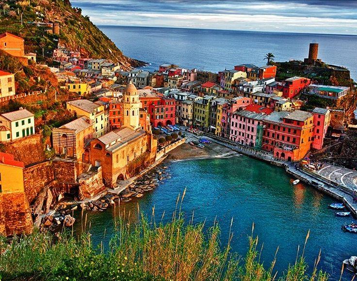 Μια μαγική ημέρα στο Cinque Terre