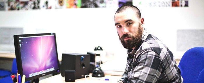Paolo Cenciarelli, docente di foto pubblicitaria e post-produzione