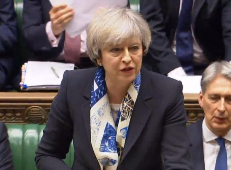 Theresa May brags in PMQs about incredible Labour result in Copeland after Tories nick seat off them in historic by-election win