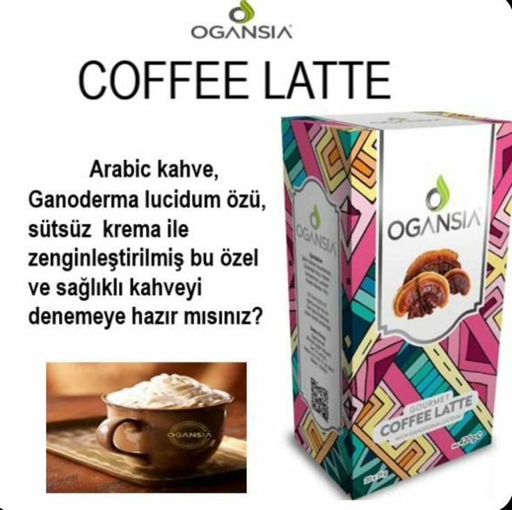3 in 1 Reishi orani %5 Ogansia latte// Enjoy full and healthy
