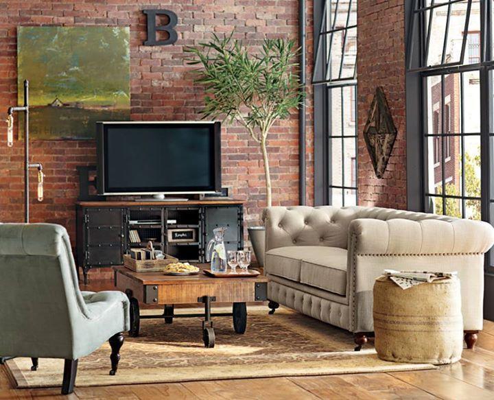 Best 25 Interior Brick Walls Ideas On Pinterest