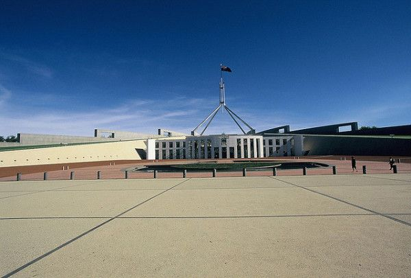 Interesting Facts About Australia: Parliament House, Canberra