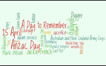 Anzac day activities for primary students - Google Search