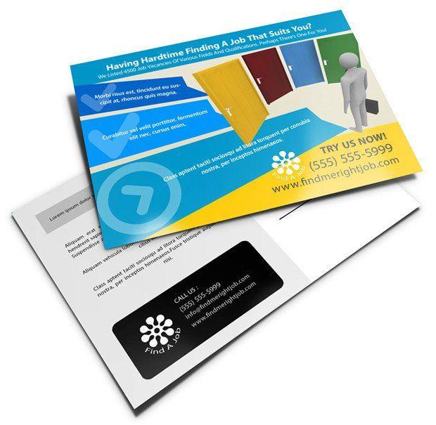 6 X 9 Postcard Template 6 5 X 9 Postcard Mockup Cover Actions Premium Postcard Template Postcard Mockup Template Design