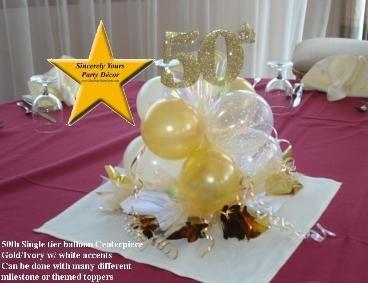 Custom Party Centerpieces Sweet 16 Mitzvah Quinceanera centerpieces