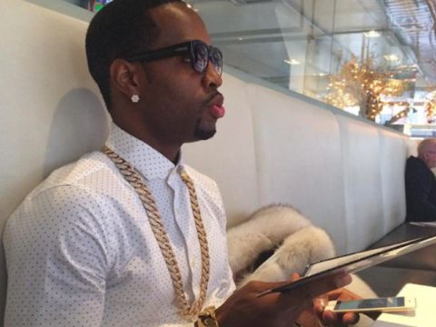 Safaree Tells Drake To Fall Back, Challenges Meek Mill To Fight [Gossip] - http://getmybuzzup.com/safaree-tells-drake-to-fall-back/