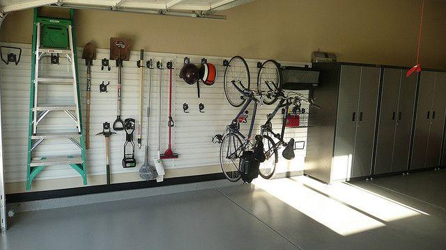 Best garage storage images on pinterest