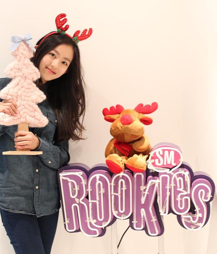 Merry Rookiesmas! : ) #smrookies #lami #에스엠루키즈 #라미