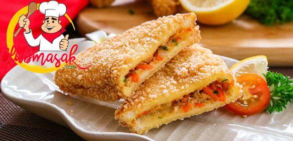 Resep Roti Goreng Isi Rogu, Resep Masakan Serba Praktis, Club Masak
