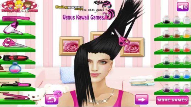 Haircut Games For Boys Hair Salon Games Glam Hair Salon Hair Games For Girls