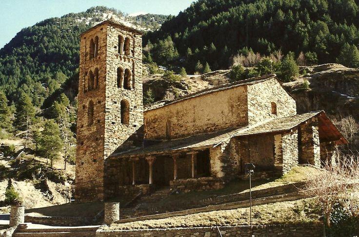 San Juan de Caselles-Canillo-Andorra