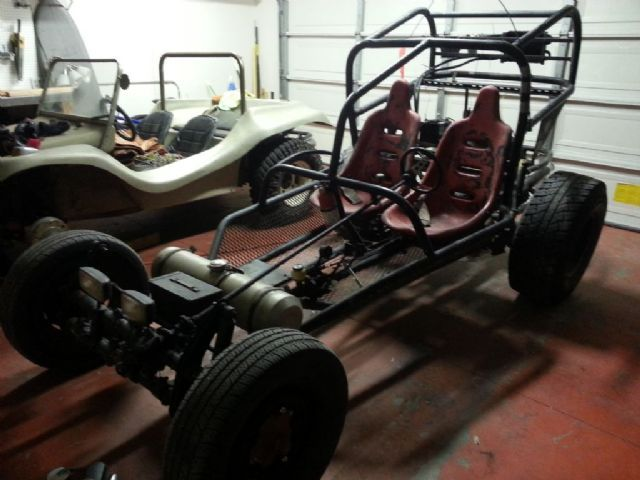 1960 Volkswagen Sandrail Dune Buggy Black For Sale In