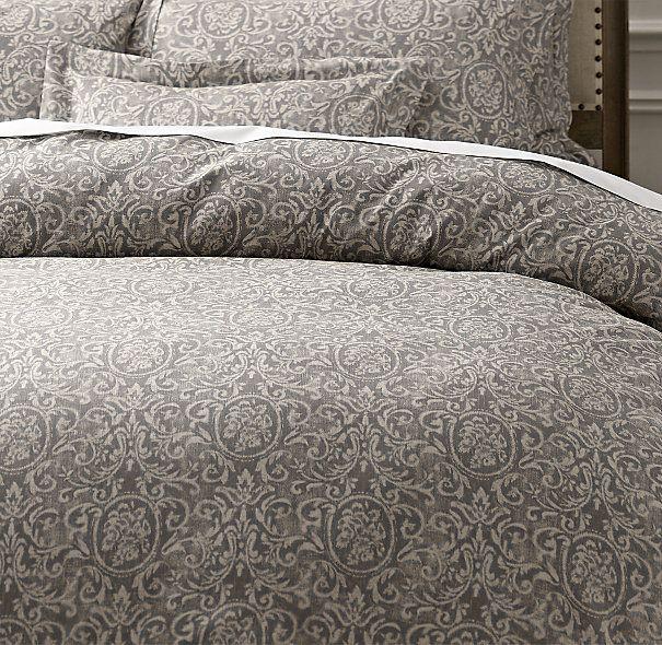 Master Bedroom Bedding Italian Vintage Baroque Duvet