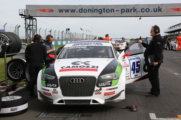 Gianni Morbidelli - Audi RS5 Sprint Filter P08 equipped