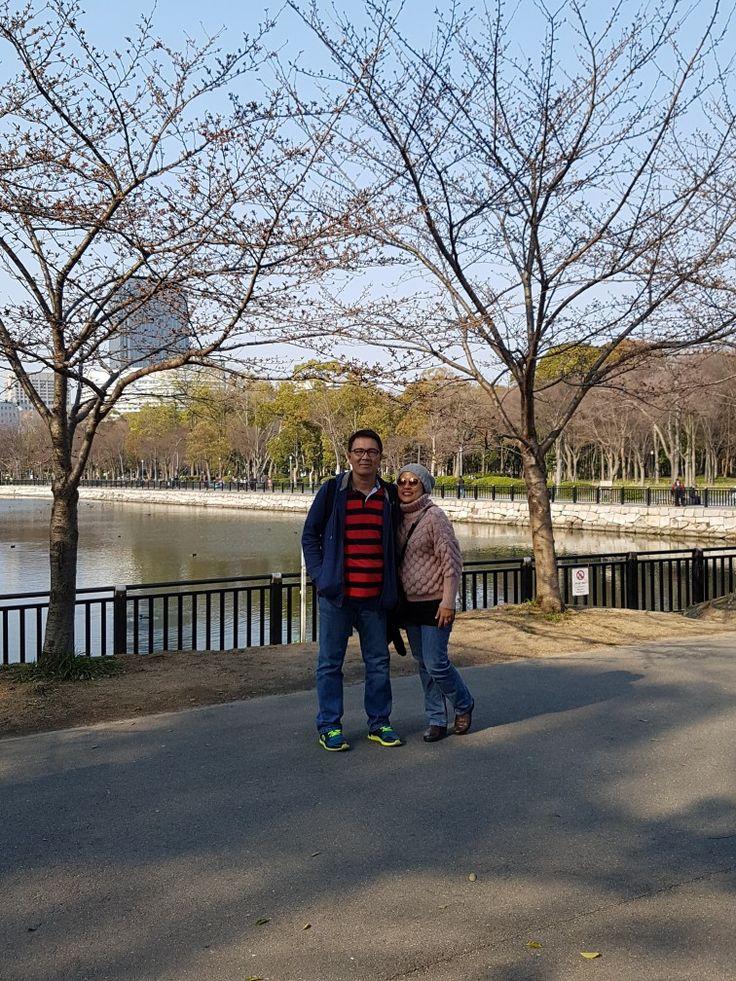 Osaka Castle  #Osaka