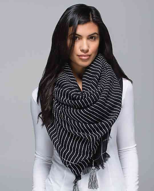 Find Your Om Scarf