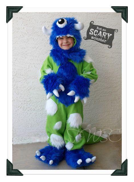 Monster Costume!