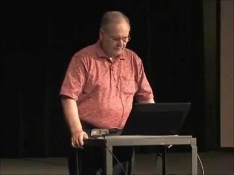Norman Geisler, Christian speaker   speaking on The New Atheism