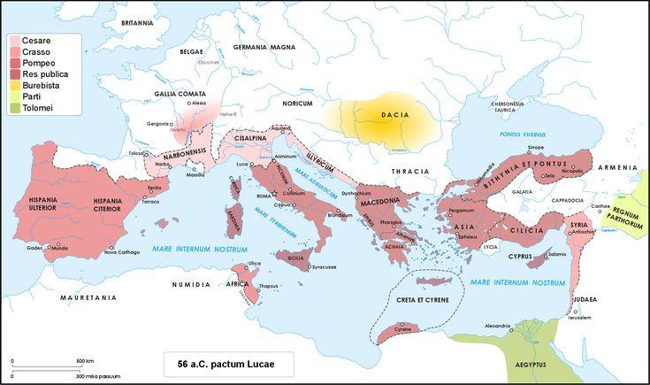 Gli Arcani Supremi (Vox clamantis in deserto - Gothian): La Siria di Pompeo, divenuta provincia romana nel ...