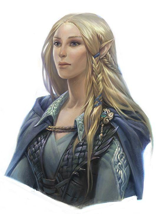392 best D&D - Elves images on Pinterest | Fantasy ...