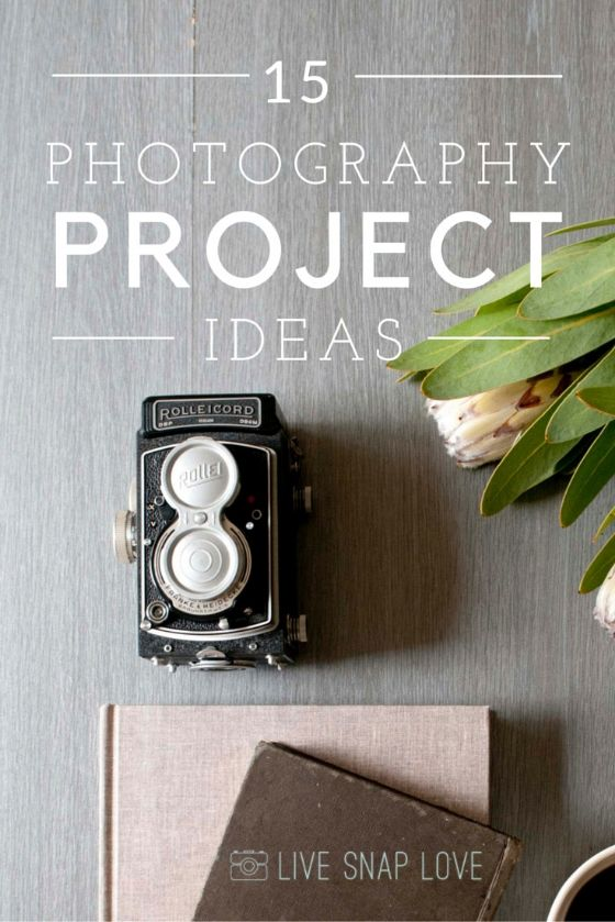 Are you in need of some new photography project ideas? Here are 15 ideas  to improve your photography, kick start your creativity and document your  days!  If you have been shooting for a few years like myself, it can start to feel  like you are simply photographing the same things, in the same way, every  day. This is when a creative photography project can help you break out of  a rut and have you capturing something different! It not only gives you a  new focus, and something new to…
