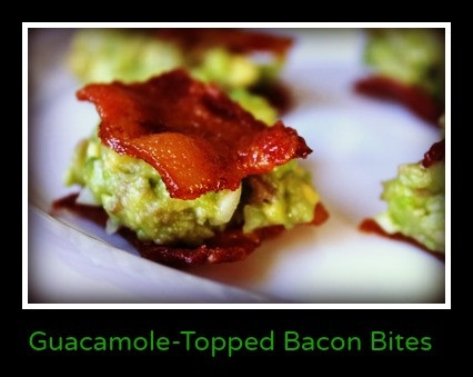 Bacon Guacamole Bites Droolll | Yummy Stuff | Pinterest