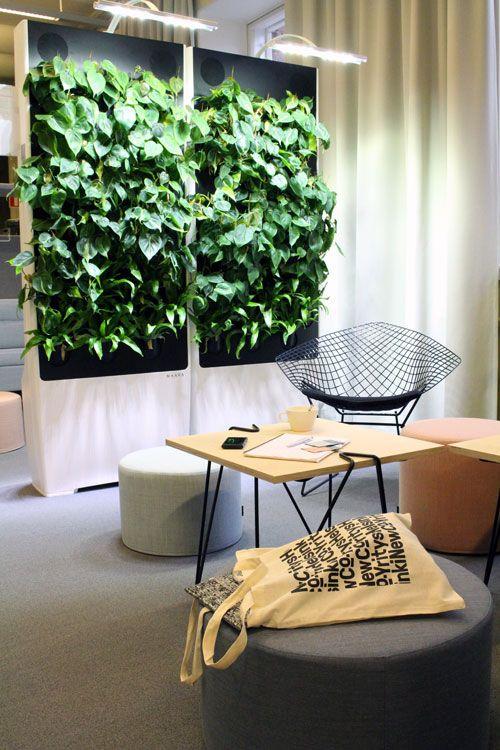 New lobby @ NewCo Helsinki