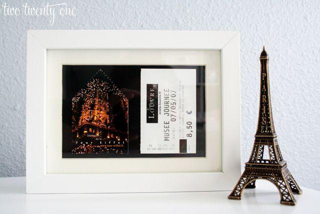 1000 Ideas About Ticket Stubs On Pinterest Album Movie