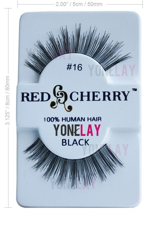 #RedCherry#16, Red Cherry Eyelashes #16, Red Cherry lashes #16 #yonelay