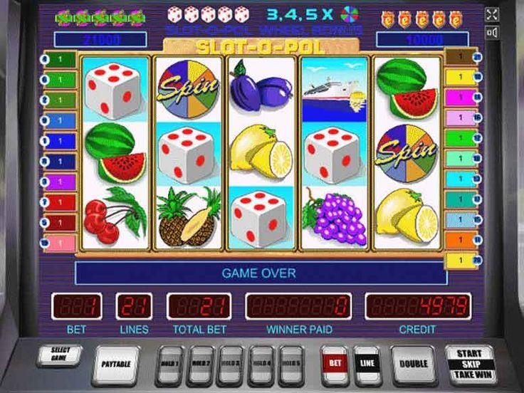 онлайн игровые автоматы слот бесплатно