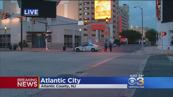cool Police Officer Shot In Atlantic City