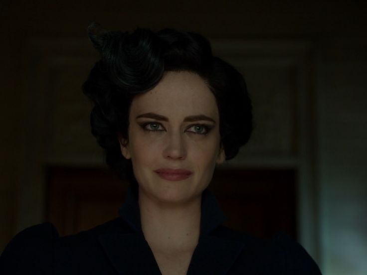 Eva Green as Mrs Peregrine