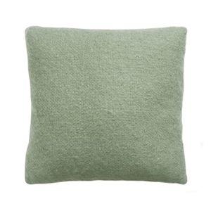 LINENS & MORE Cosy Cushion 40X40cm Blue Green