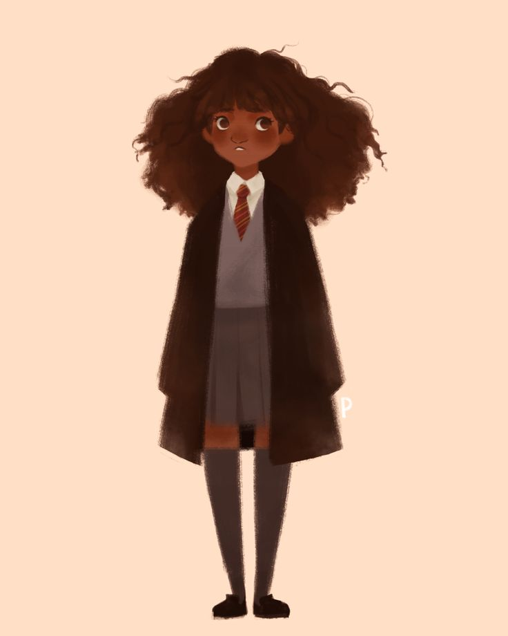 Hermione by punziella on tumblr  https://society6.com/punziella