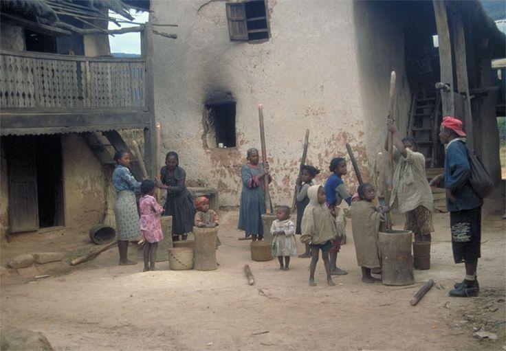 De Fotografie Website van Fred Triep- Foto 42 van Madagaskar (zomer 2004)