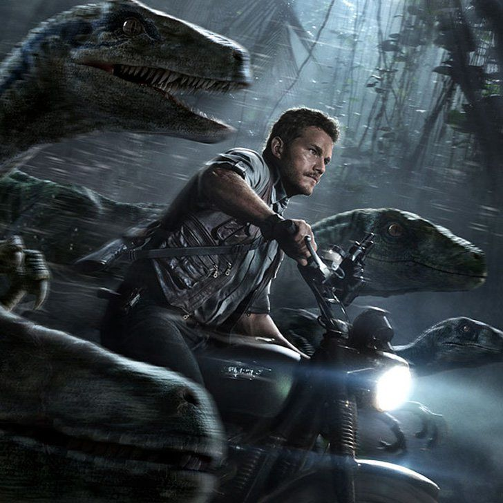 Pin for Later: The New Jurassic World Posters Will Make Your Jaw Drop