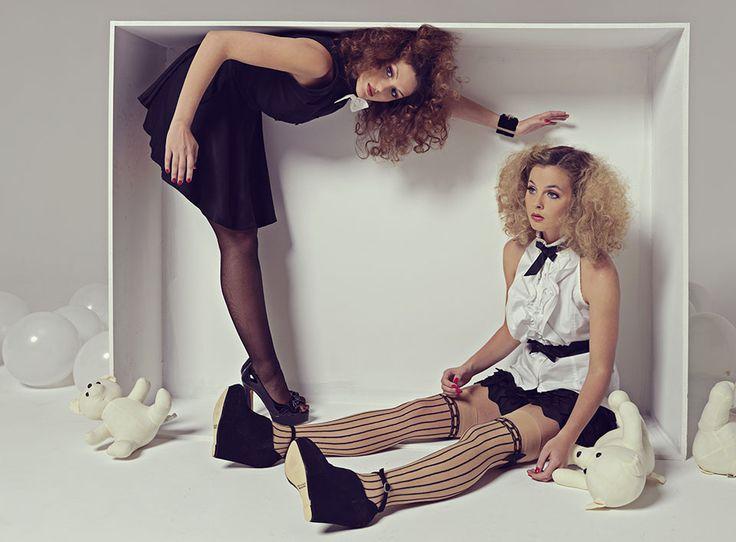 Living Dolls featured in En Vie