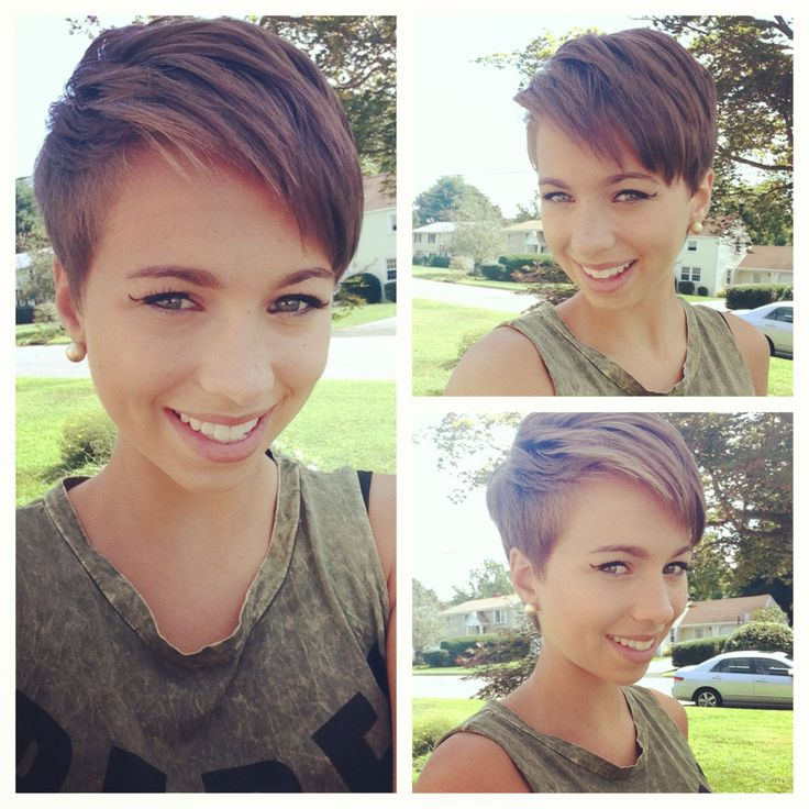 Hairstyles For Short Hair Fast : 13 best short hair styles images on pinterest