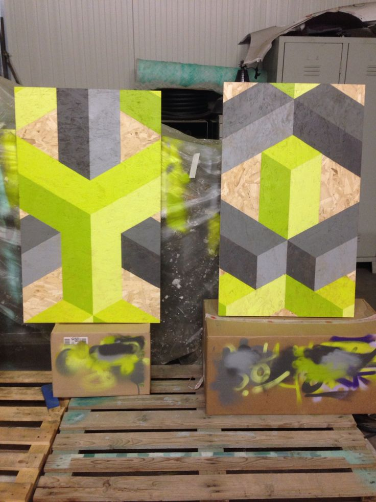 TOTEMICA 15 serie.... Paint on OSB pannel 100x60 ... Soon on the www.officinadeldesign.net