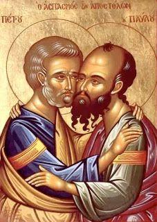 Santi Pietro e Paolo / Sfintii Apostoli Petru si Pavel