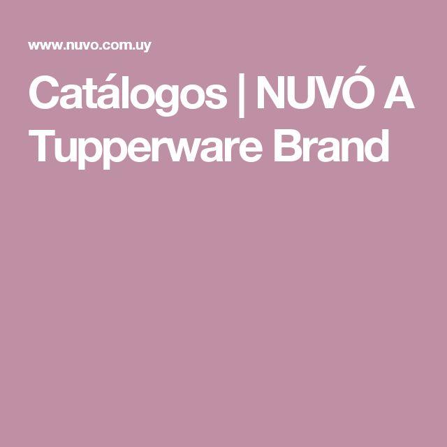 Catálogos | NUVÓ A Tupperware Brand