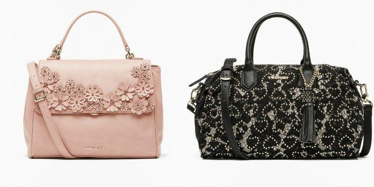 Twin-Set Simona Barbieri presenta, in anteprima, alcuni dei modelli di borse che fanno parte della nuova collezione primavera-estate 2015. http://www.stilemagazine.it/borse-twin-set-simona-barbieri-lanteprima-della-collezione-p-e-2015/
