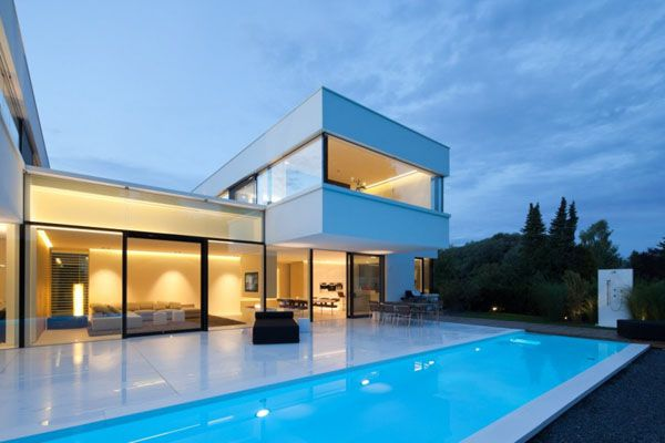 I love the 'Bauhaus' style